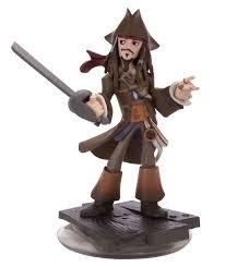 Kapitein Jack Sparrow  (Disney infinity tweedehands)