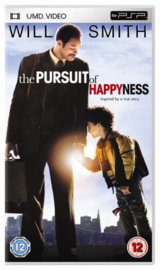 The Pursuit Of Happyness (PSP tweedehands film)