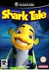 Shark Tale Sharktale (Gamecube used game)
