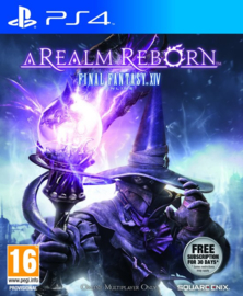 A Realm Reborn - Final Fantasy XIV (ps4 tweedehands game)