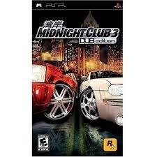 Midnight Club 3: Dub Edition zonder boekje (psp used game)