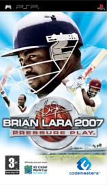 Brian Lara 2007 Pressure Play (PSP tweedehands game)