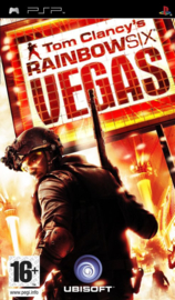 Tom Clancy's Rainbow Six Vegas  (psp nieuw)