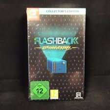 Flashback 25th anniversary collector's Edition (Nintendo Switch nieuw)