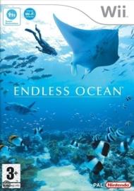 Endless Ocean (Nintendo Wii tweedehands game)