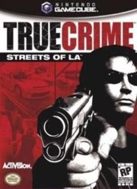 True Crime streets of LA zonder boekje (Gamecube tweedehands game)