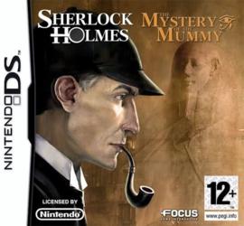 Sherlock Holmes The Mystery of the Mummy (Nintendo DS nieuw)