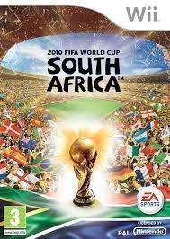 2010 Fifa South Africa (Nintendo wii tweedehands game)