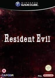 Resident Evil (gamecube used game)