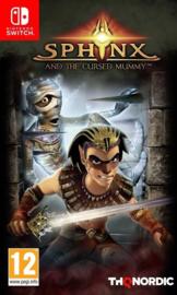 Sphinx and the cursed Mummy (Nintendo Switch nieuw)