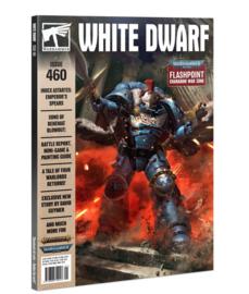 White Dwarf Issue 460 - Januari 2021 (Warhammer nieuw)