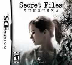 Secret Files Tunguska (Nintendo DS nieuw)