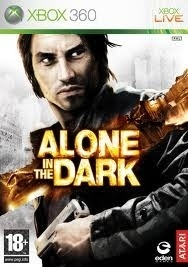 Alone in the Dark zonder boekje (xbox 360 used game)