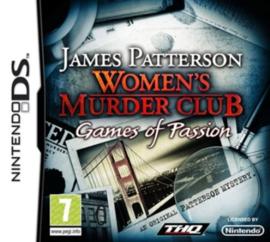 James Patterson Women's Murder Club Games of Passion (Nintendo DS nieuw)