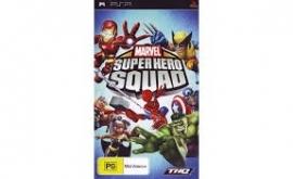 Marvel Super Hero Squad (psp used game)