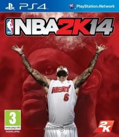 NBA 2k14 zonder boekje (ps4 tweedehands game)