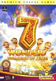 7 Wonders Treasures of Seven (pc game nieuw)