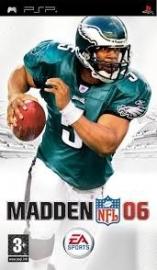Madden 06 (psp used game)