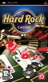 Hard Rock Casino zonder boekje (psp used game)