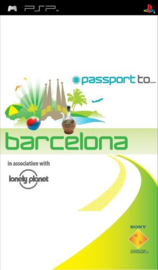 Passport to Barcelona (psp used game)