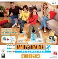 Family Trainer: Outdoor Challenge software only zonder boekje  (Wii tweedehands game)