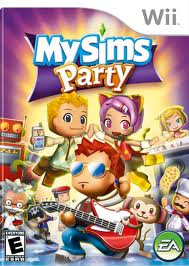 My Sims Party (wii nieuw)