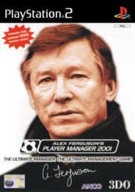 Alex Ferguson's Player Manager 2001 (PS2 tweedehands game)