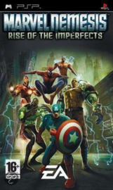 Marvel Nemesis Rise of the Imperfects (PSP tweedehands game)