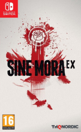 Sine Mora EX (Nintendo Switch nieuw)
