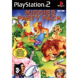 Kiddies Party Pack zonder boekje (PS2 tweedehands game) (Engels)