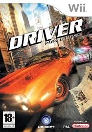 Driver Parallel Lines zonder boekje (Nintendo Wii used game)