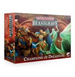 Warhammer Underworlds Beastgrave Championsof Dreadfane (Warhammer Nieuw)