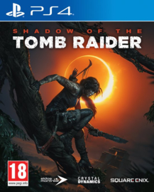 Shadow of the Tomb Raider (ps4 nieuw)