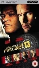 Assault on Precinct 13 (psp tweedehands film)