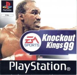 Knockout Kings 99 (PS1 tweedehands game)