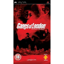 Gangs of London (psp tweedehands game)