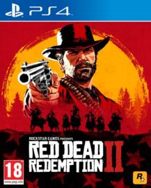Red Dead Redemption II (PS4 Nieuw)