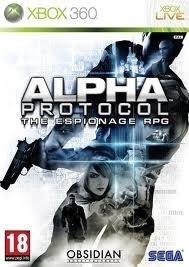 Alpha Protocol (xbox 360 used game)