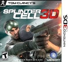 Tom Clancy's Splinter Cell 3D (Nintendo 3DS used game)