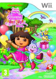 Dora's big birthday adventure (Nintendo wii tweedehands game) (Engels)