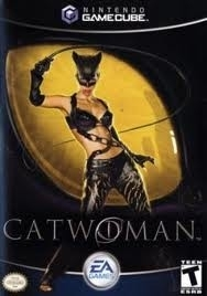 Catwoman (gamecube used game)
