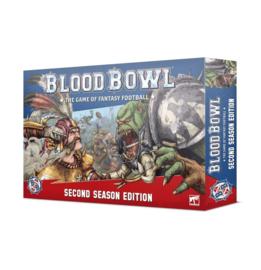 Warhammer Blood Bowl Second Season Edition (Warhammer nieuw)