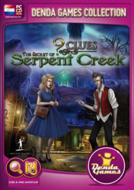 9 Clues the secret of Serpent Creek (PC game nieuw)