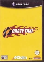 Crazy Taxi licht beschadigde cover (GameCube Used Game)