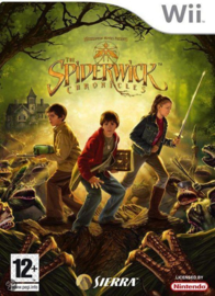 The Spiderwick Chronicles (Wii tweedehands game)