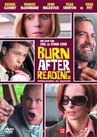 Burn after Reading (dvd nieuw)