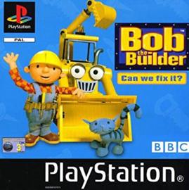 Bob the Builder Can we fix it? zonder boekje (PS1 tweedehands game)