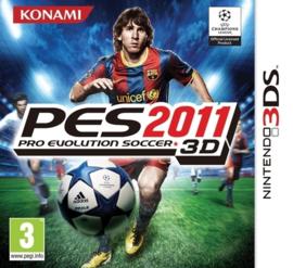 PES 2011 (Nintendo 3DS tweedehands game)