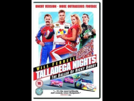 Talladega Nights the Ballad of Ricky Bobby (PSP Film Nieuw)