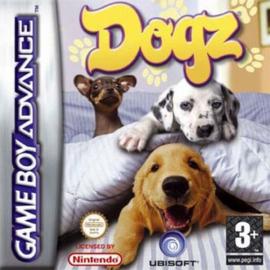 Dogz  (Losse Cassette) (Gameboy Advance tweedehands game)
